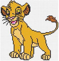 Simba from the lion king