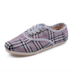 Toms Cordones For Women Plaid Canvas Black And White Toms Canvas Shoes, Toms Shoes Sale, Toms Boots, Cheap Toms Shoes, Red Toms, Men's Toms, Blue Toms, White Toms, Disney Toms