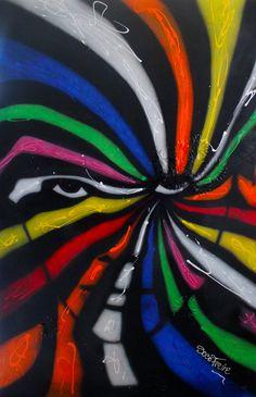 Endless Mind - SOCO FREIRE - ArtBrazil2014