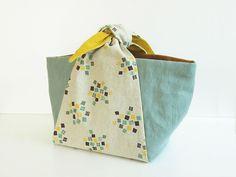 ふろしきトート   コッカファブリック・ドットコム 布から始まる楽しい暮らし kokka-fabric.com