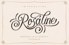 Rosaline   BONUS from FontBundles.net