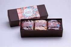 Ideas for cake mix packaging design boxes Cake Boxes Packaging, Brownie Packaging, Dessert Packaging, Bakery Packaging, Packaging Design, Packaging Ideas, Box Brownies, Cake Recipes For Kids, Diy Food Gifts