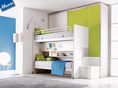 camerette con letti scorrevoli - arredamento cucine moderne Ernestomeda e camerette cityline