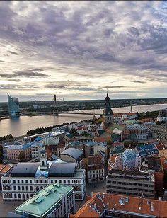Riga , Latvia - Travel Pedia