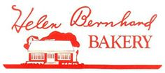 Helen Bernhard Bakery - NE Portland, established in 1924, beginning, as many bakeries did in those early days, by baking cakes for neighbors and friends. Offering cakes, pastries, cookies, breads, wedding cakes and more.
