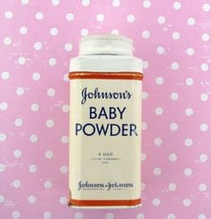 Beauty Quick Tip: use baby powder as deodorant.