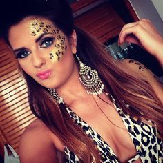 i would never wear this on a regular day but im encouraging you beauties out there to try this for a costume! i have and its so cute!