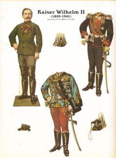 Kaiser Wilhelm II (1859-1941) 1 of 1