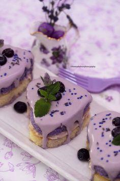 Honey Lemon Lavender Tea Cake (multi photos) by theresahelmer on DeviantArt: