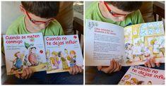 Prevenir bullying o acoso escolar con cuentos y libros