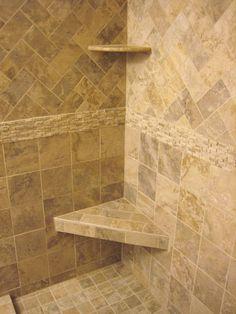 Bathroom Inspiration Immaculate Corner Caddy Bath Over Small Custom Handmade… Small Bathroom Tiles, Small Bathroom With Shower, Cozy Bathroom, Bathroom Design Small, Small Bathrooms, Bathroom Marble, Bathroom Interior, Bathroom Grey, Ikea Bathroom