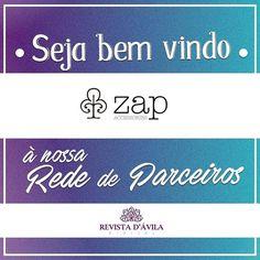 Mais uma empresa parceira chegando seja bem vinda Zap Acessórios à nossa Rede de Parceiros!