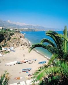 Torremolinos, Spain. Costa del Sol. Here in May? I think so!!!!! one of my favorite places