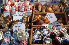 Just Back From: Christmas Markets in Germany, France, and Switzerland German Christmas Markets, Christmas In Europe, Wooden Crafts, Switzerland, Germany, Xmas, Gift Wrapping, Marketing, Bern