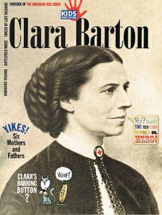 Clara Barton American Civil War humanitarian and nurse****