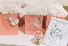 Party favors from a Scarlett Events Party in a Box! Girls Birthday Party Games, Birthday Themes For Boys, First Birthday Decorations, Carnival Birthday Parties, First Birthday Invitations, Girl First Birthday, First Birthday Parties, Birthday Desert, Happy Birthday Foil Balloons