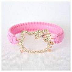 Cute Pink Hello Kitty Jewelry for Cute Girls