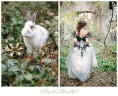 {The Fantasy Series} Royal Victorian | Fairytale Wedding Ideas