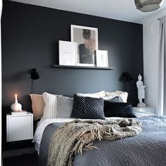 Bedroom Wall Decor Ideas Small Rooms Basements is unconditionally important for your home. Whether you choose the Bedroom Ideas Master For Couples or Bedroom Wall Decor Ideas Small Rooms Space Saving, Home Decor Bedroom, Basement Bedrooms, Bedroom Decor, Home, Bedroom Inspirations, Couples Master Bedroom, Home Bedroom, Modern Bedroom, Home Decor