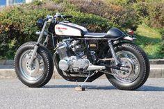 Honda CB750, brat, cafe