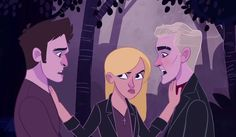 Watch This Amazing Fan-Made 'Buffy the Vampire Slayer' Animated Intro