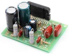 Радиоконструктор RS009. Оконечный двухканальный УНЧ (2x60 Вт)