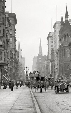 New York 1912