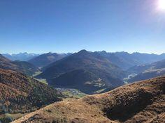 Herbstwanderung in Nauders am Reschenpass Winter, Mountains, Nature, Travel, Sun Rays, Summer, Winter Time, Naturaleza, Viajes