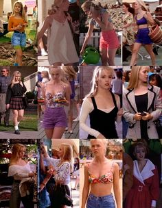 Kelly Taylor's outfit in bh 90210.