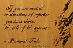 Stand up against oppression and injustice! facebook.com/communityfocus.int Human Rights Quotes, Oppression, Stand Up, Art Quotes, Facebook, Get Back Up, Persecution