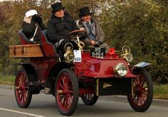 1. Cadillac Type A - the first ever Cadillac (1903-4)