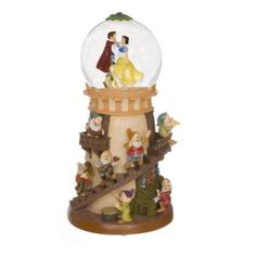 Disney Snow White Snow Globe