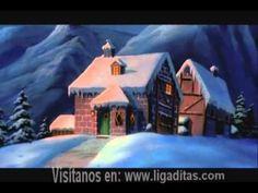 Spanish videos for kids: Rudolf the Red-Nosed Reindeer. Rudolf el Reno, animated movie. #Spanish movies for kids #Spanish Christmas videos