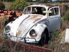 Covers a 1964 Volkswagen Beetle that has been used and abused and now resting in a quiet paddock.  Taken in Country South Australia in 2010