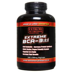 Extreme Nutrition Extreme BCA-311 | Amino Acids / BCAAs – The UK's Number 1 Sports Nutrition Distributor | Shop by Category – The UK's Number 1 Sports Nutrition Distributor | Tropicana Wholesale