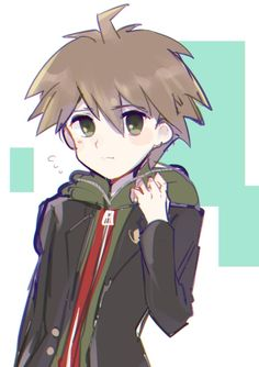 Character Words, Make A Character, Danganronpa 1, Danganronpa Characters, Fantasy Fighter, Makoto Naegi, Anime Art Fantasy, Trigger Happy Havoc, Most Handsome Men