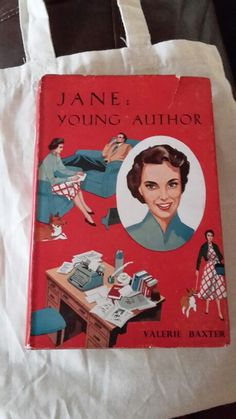 Jane: Young Author by Valerie Baxter