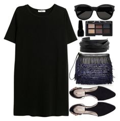 Gallery opening by martinabb on Polyvore featuring MANGO, Zara, Proenza Schouler, Gucci, Yves Saint Laurent and NARS Cosmetics