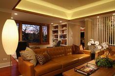 Libertyville Not So Big Showhouse - traditional - living room - chicago - Sarah Susanka, FAIA