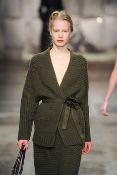 Antonio Marras Fall 2011 Runway Pictures - StyleBistro