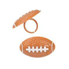 Football Rings - OrientalTrading.com