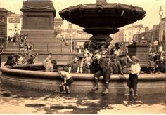 Steble fountain 1930s