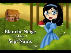 Blanche Neige et les Sept Nains French Conversation, French For Beginners, French Classroom, Learn German, Music For Kids, Activities For Kids, Youtube, Fairy Tales, Snow White
