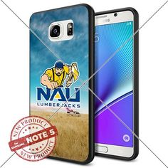 NEW Northern Arizona Lumberjacks Logo NCAA #1396 Samsung Note5 Black Case Smartphone Case Cover Collector TPU Rubber original by SHUMMA [Breaking Bad] SHUMMA http://www.amazon.com/dp/B01849DT92/ref=cm_sw_r_pi_dp_wXjWwb0FRR9YK