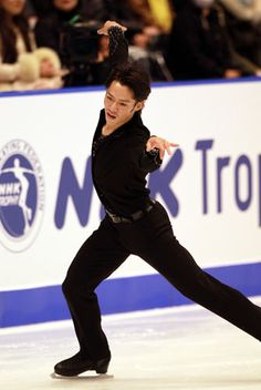 2011-11-13 NHK杯連覇を果たした高橋大輔の演技