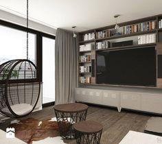 Salon styl Industrialny - zdjęcie od suspenzo architectural group