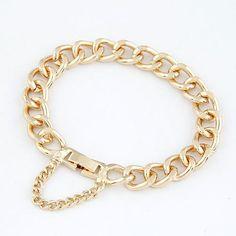 Charm Bracelet Snake Chain Bracelets