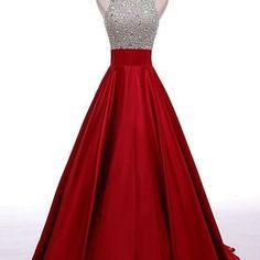 Prom Dresses Evening Gown Wedding Party Dresses Celebrity Dresses satin Floor-length Dress