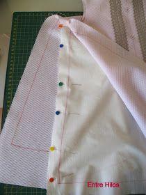 Entre Hilos: Tutorial: como forrar un vestido Baby Dress, Fabric Design, Diy Crafts, Sewing, Dresses, Nice, Party, Fashion, Outfits
