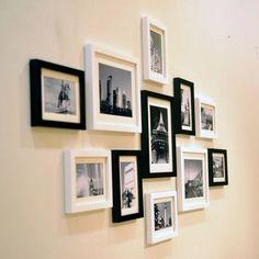 разные рамки для фото на стене - Поиск в Google